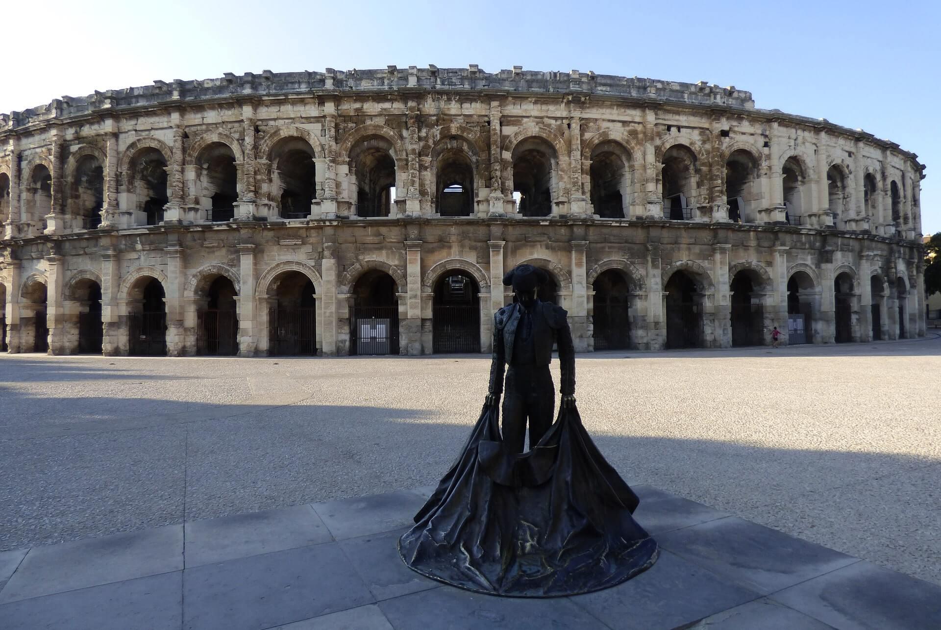 Amphitheater Nîmes