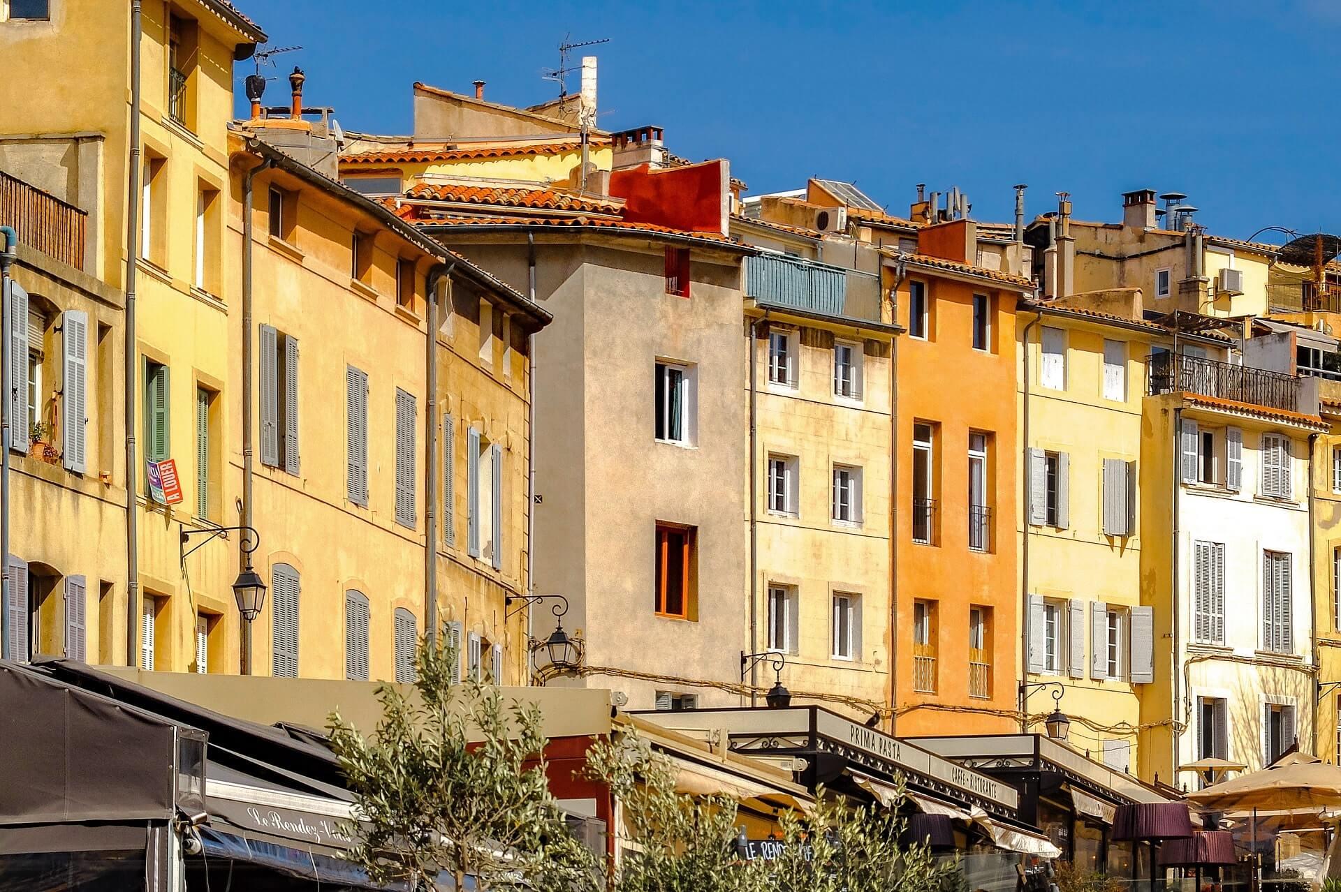 Architektur Aix-en-Provence