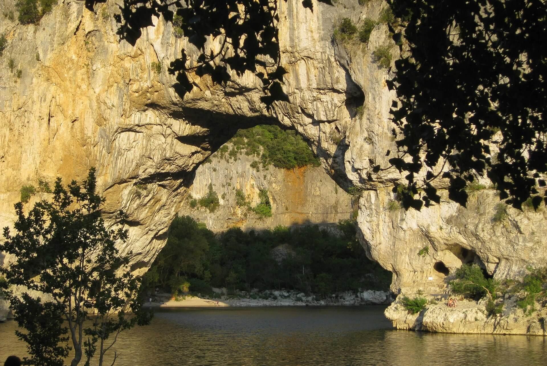 Pont d'Arc Ardéche