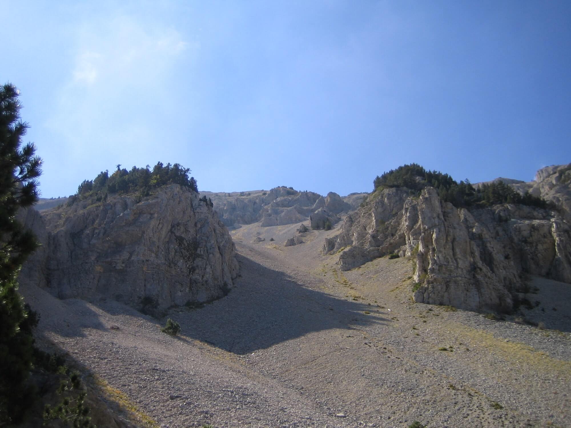 Berg des Windes - Mont Ventoux