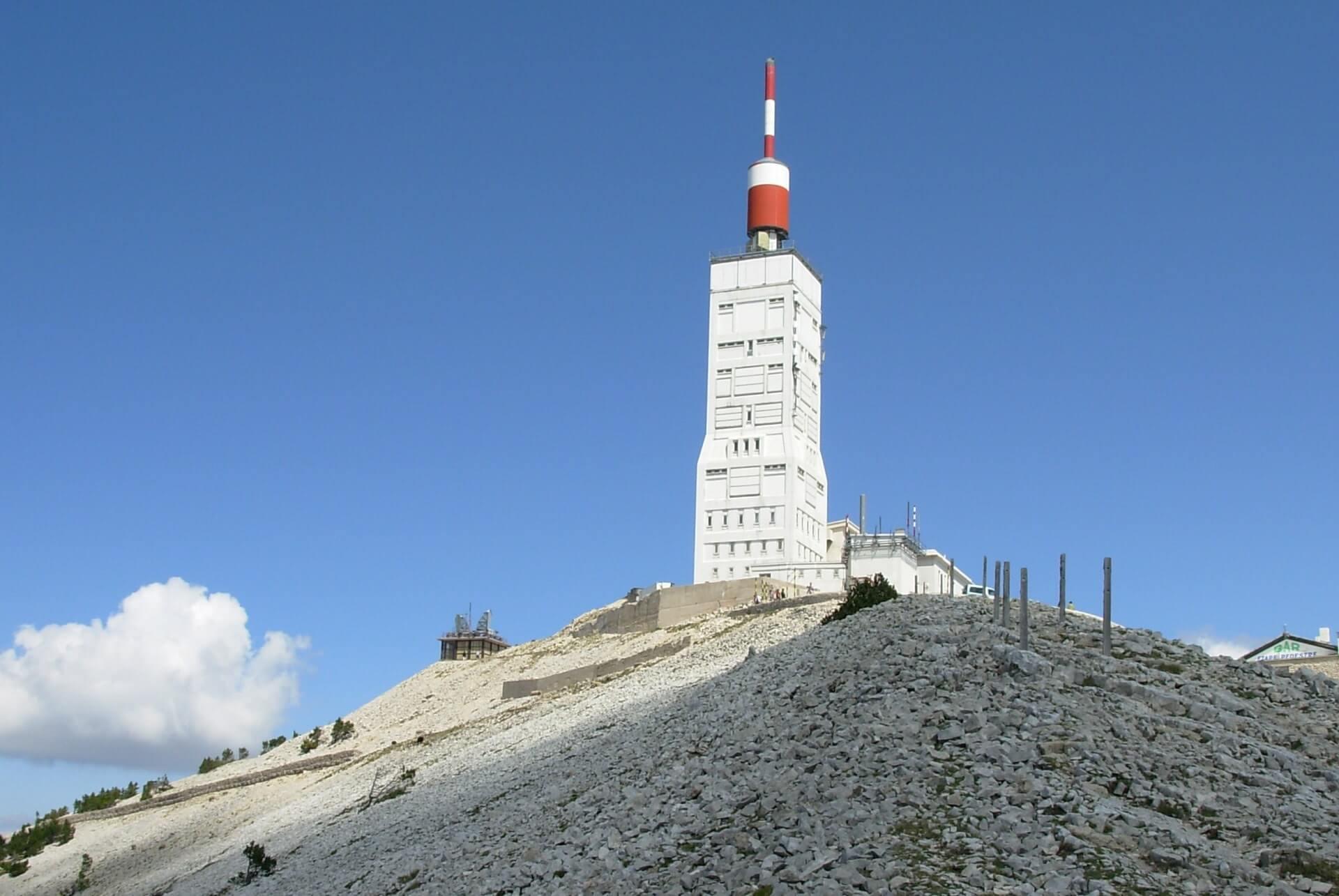 Mont Ventoux Wetterstation