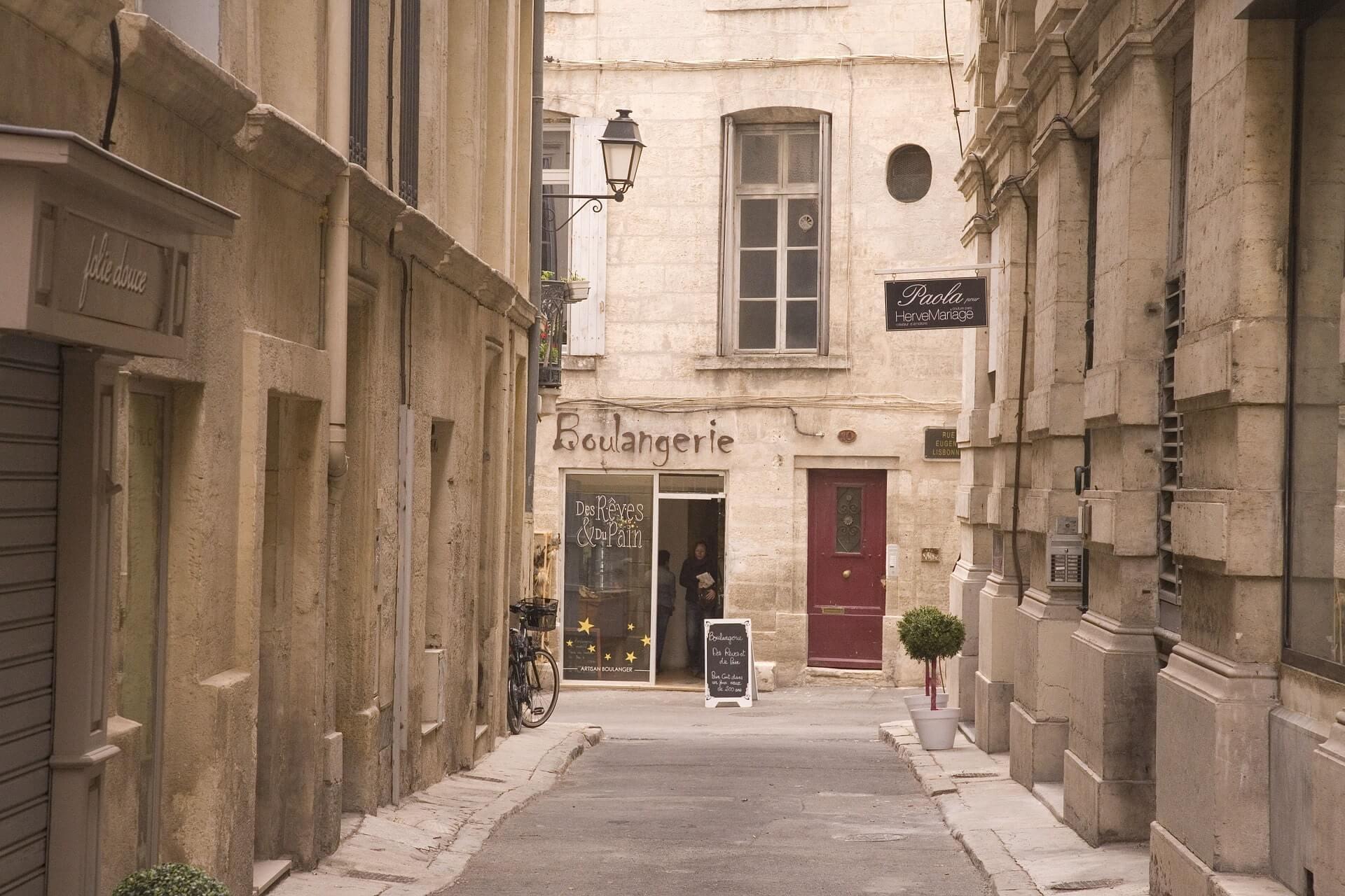 Altstadt von Montpellier