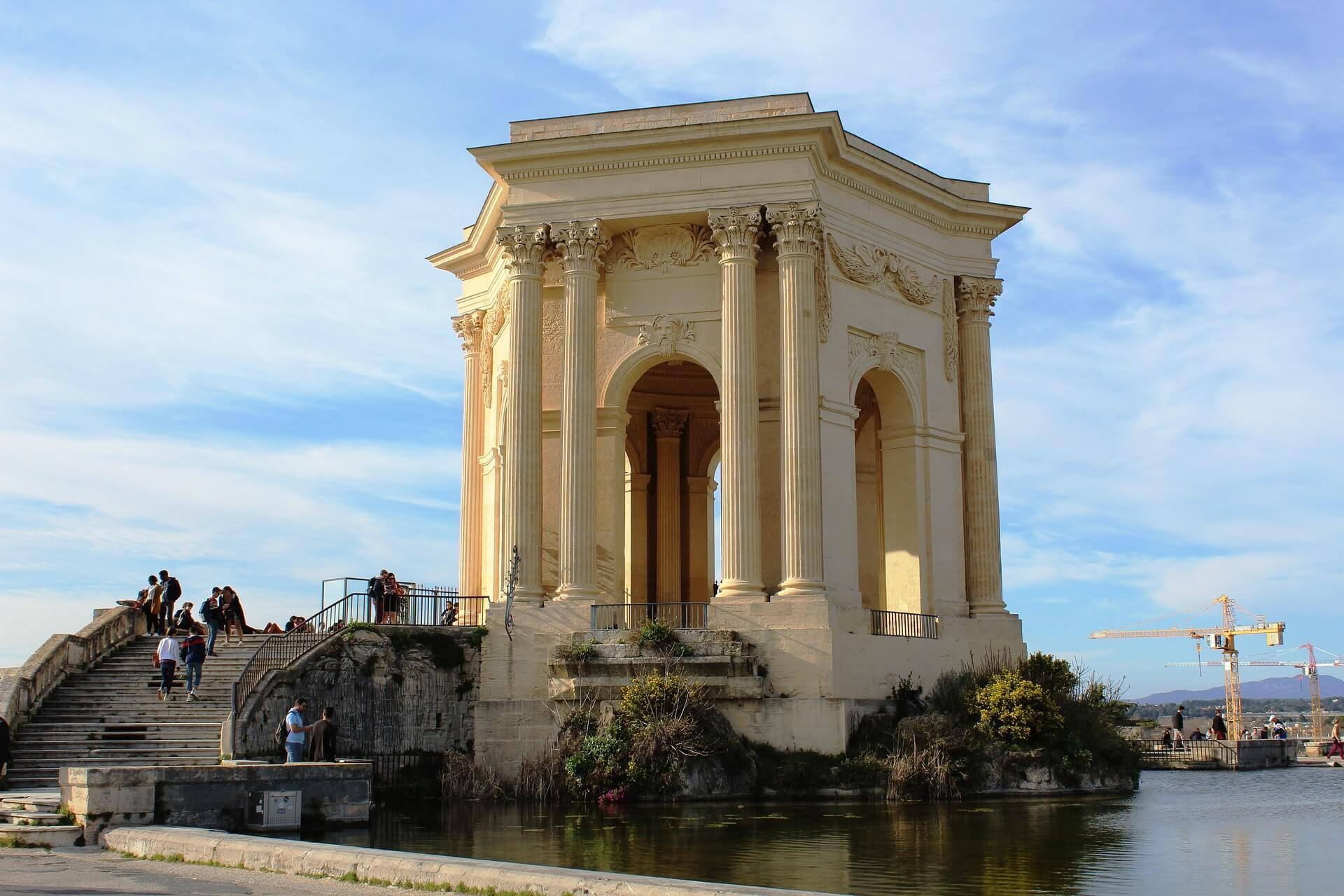 Montpellier Peyrou