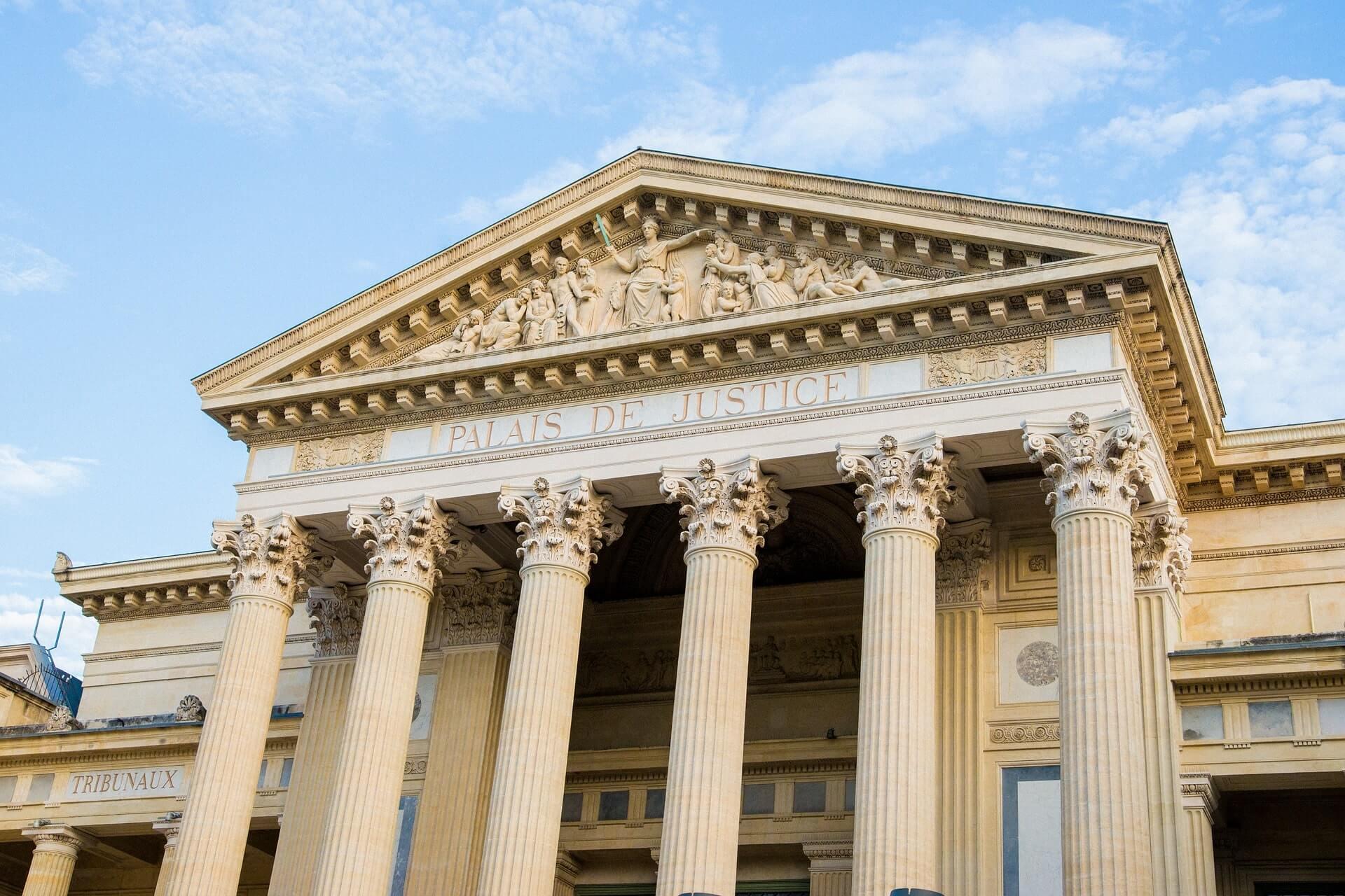 Gericht in Nîmes