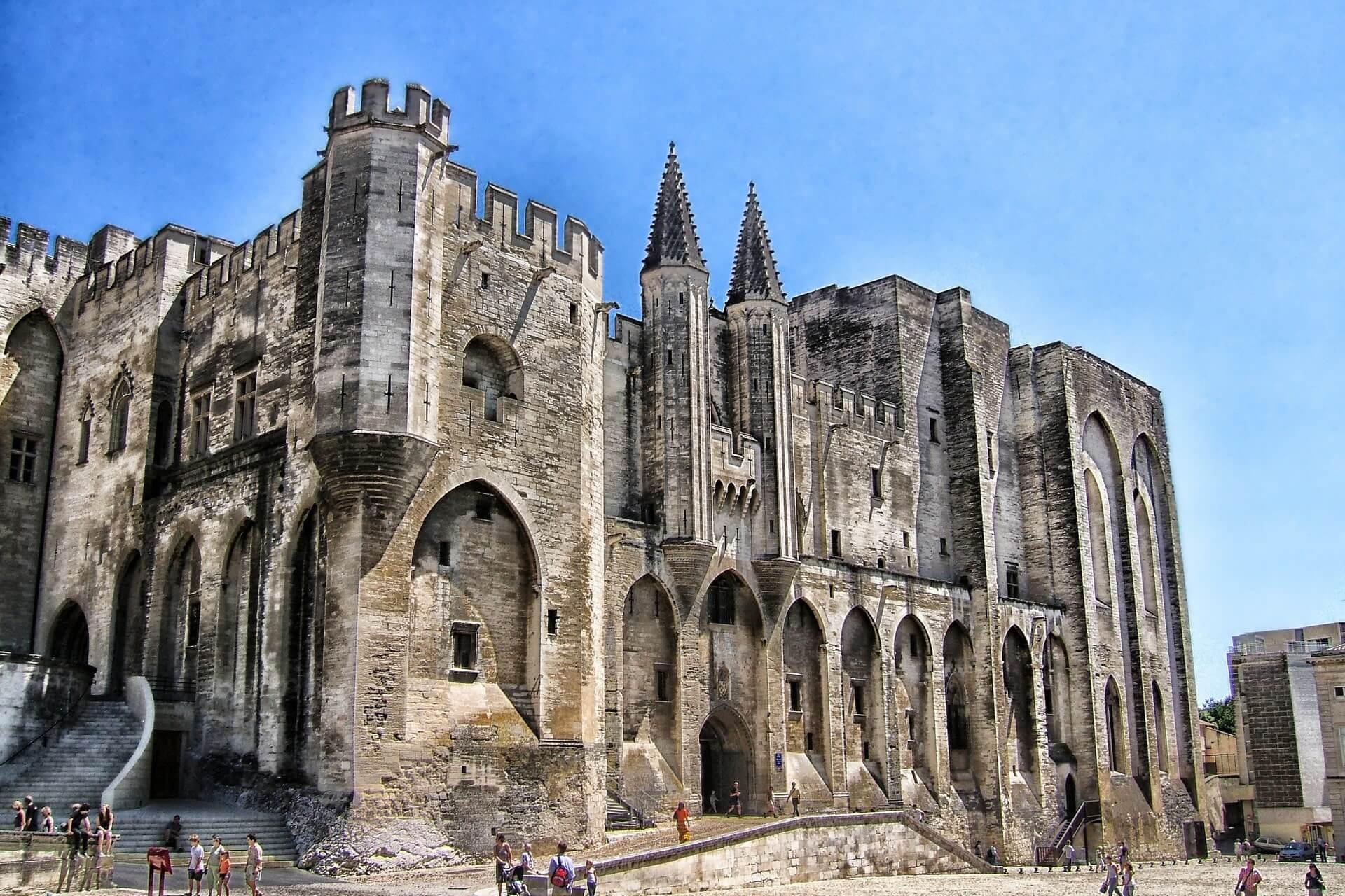 Papspalast Avignon