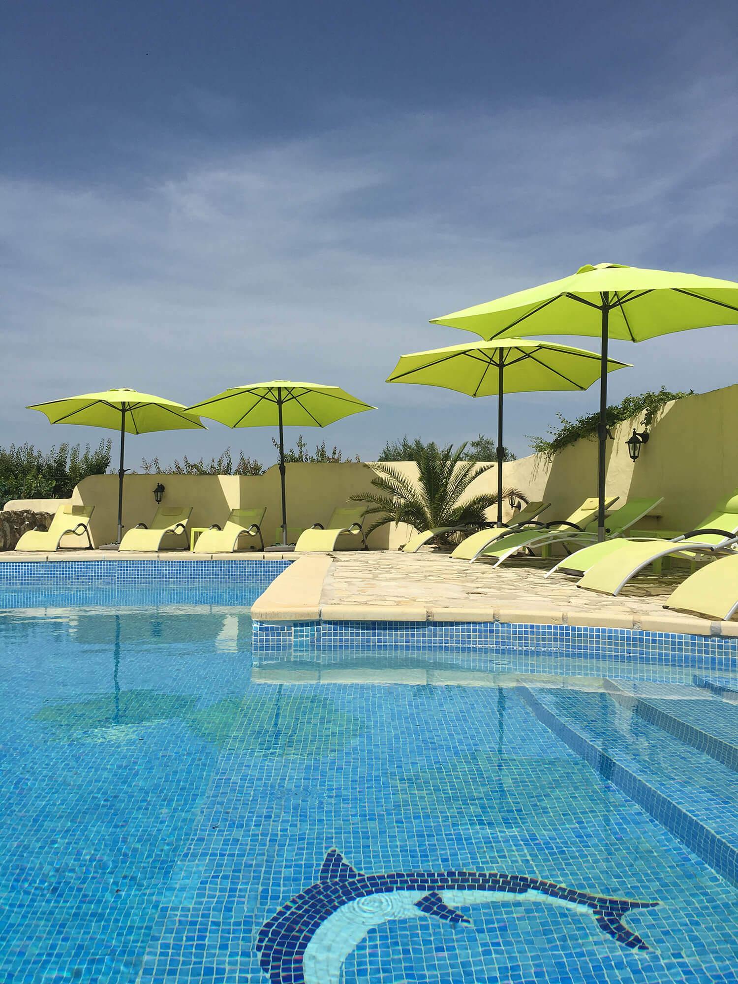 Maison Blum Pool