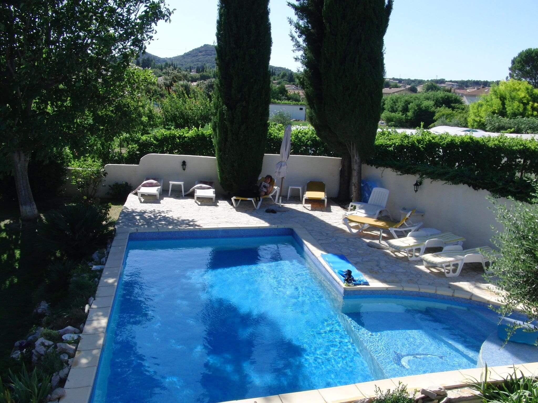 Pool Maison Blum