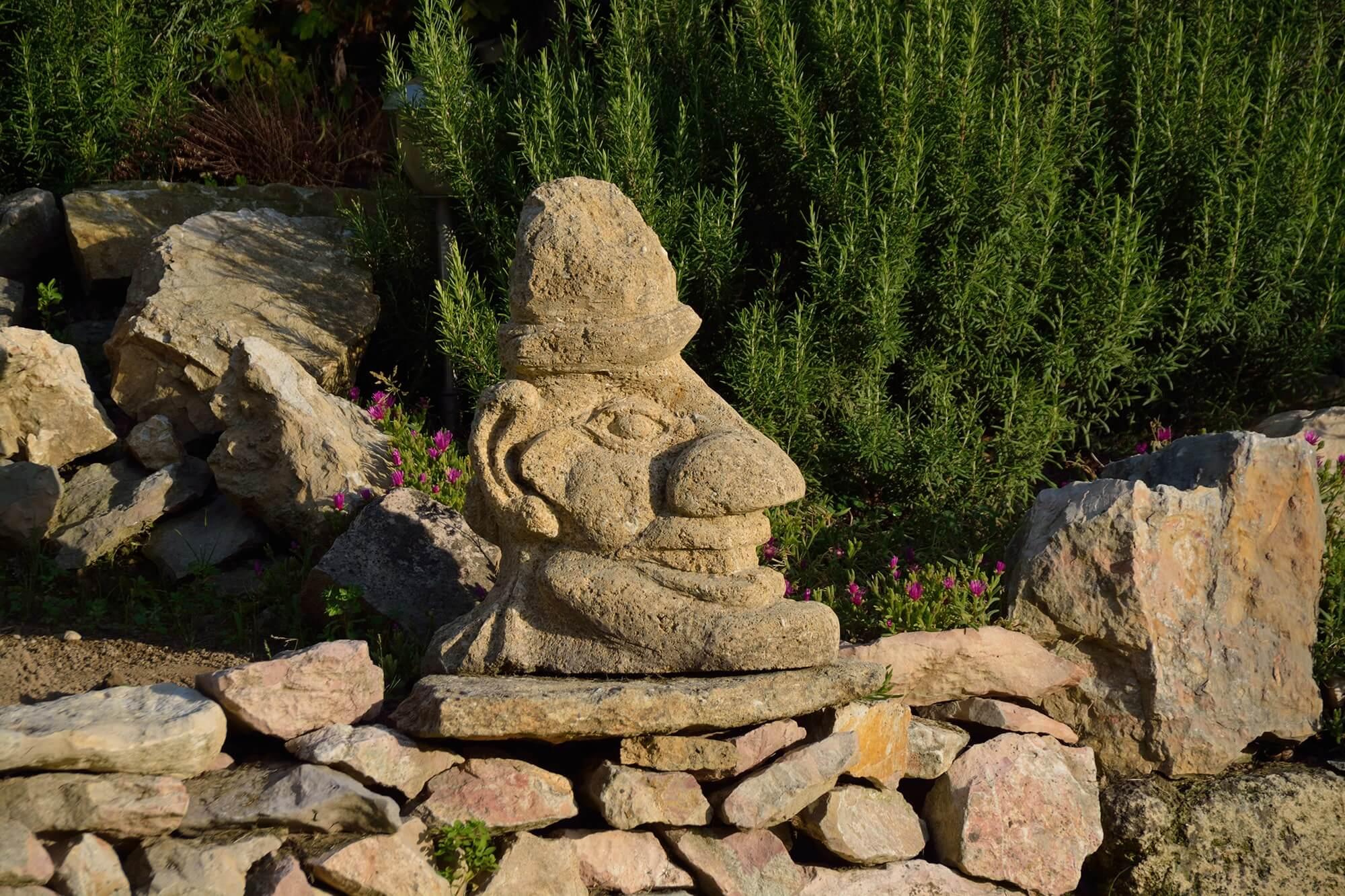 Provence Skulptur