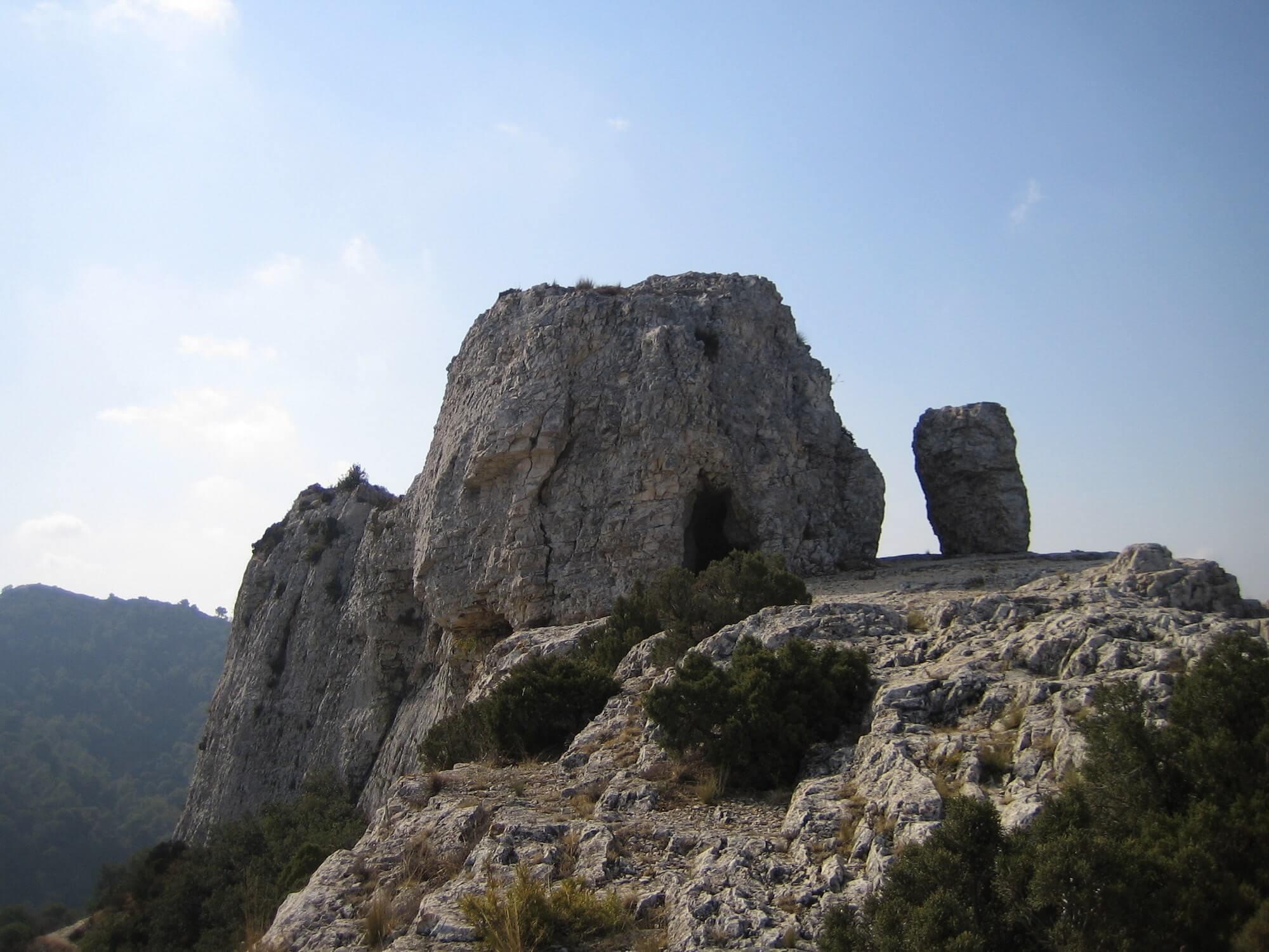 Der Hausberg von Nostradamus - St. Remy